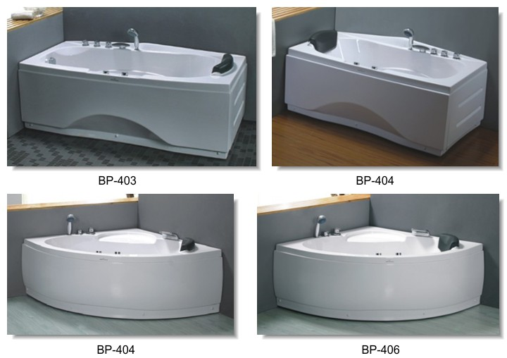 Real Home Massage Bath Tubs