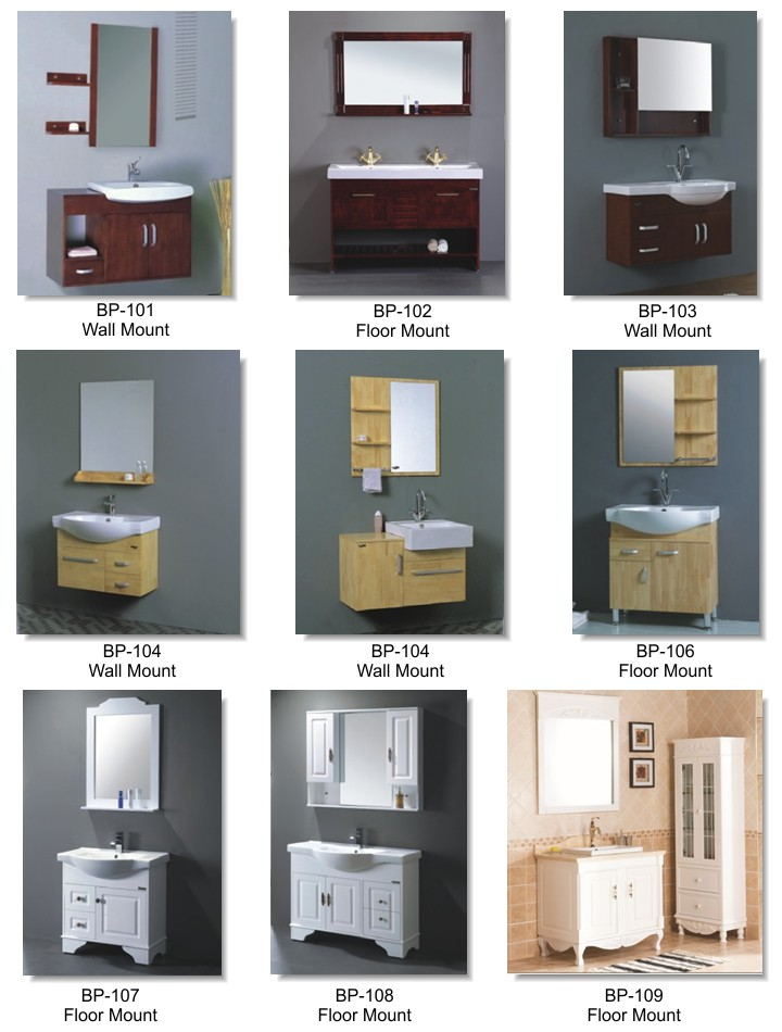 Real Home Bathroom Solid Vanities