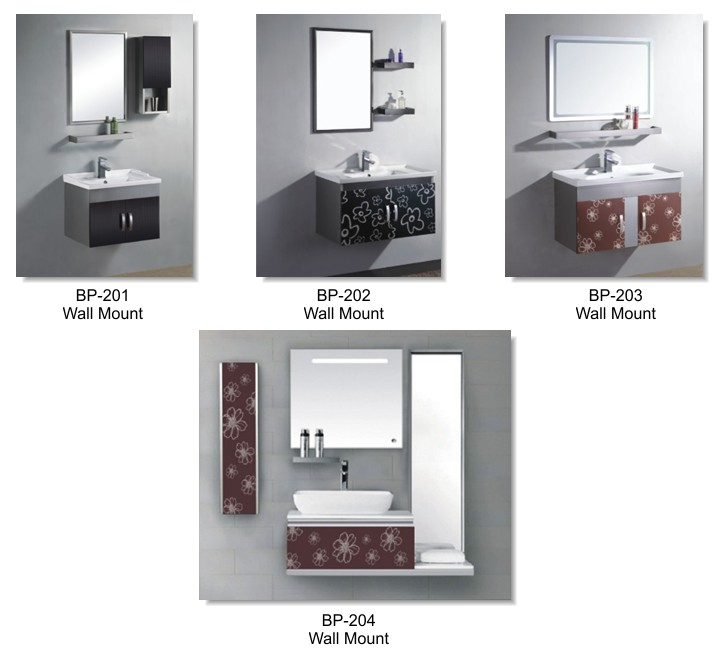 Real Home Bathroom Stainless Vanities