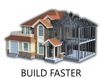 Real Home Quality Prefabricated Construction