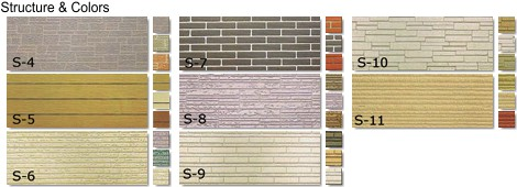 Real Home Exterior Wall Fiber Cement Board Options